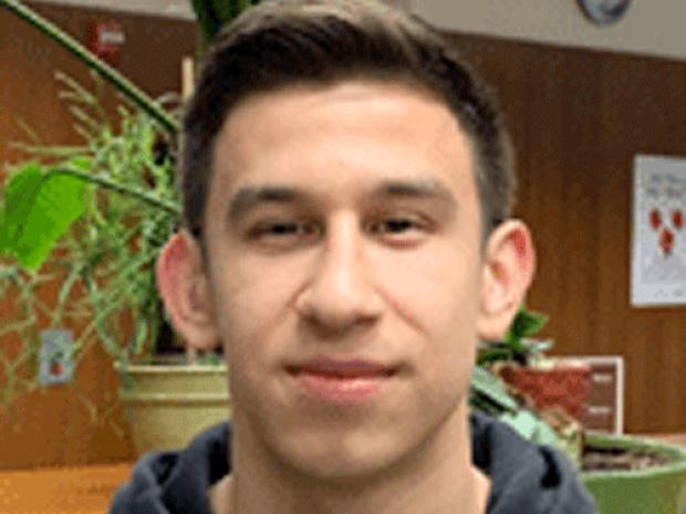 smiling headshot of Aaron Panduro