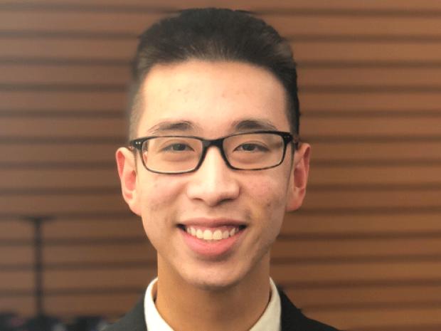 smiling headshot of Anson Seow
