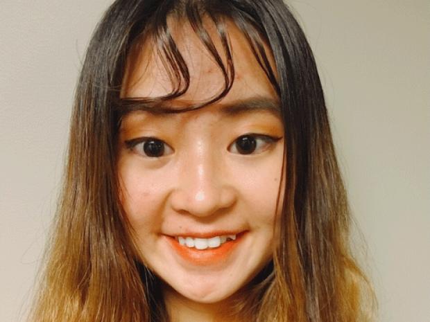 smiling headshot of Thalia Le