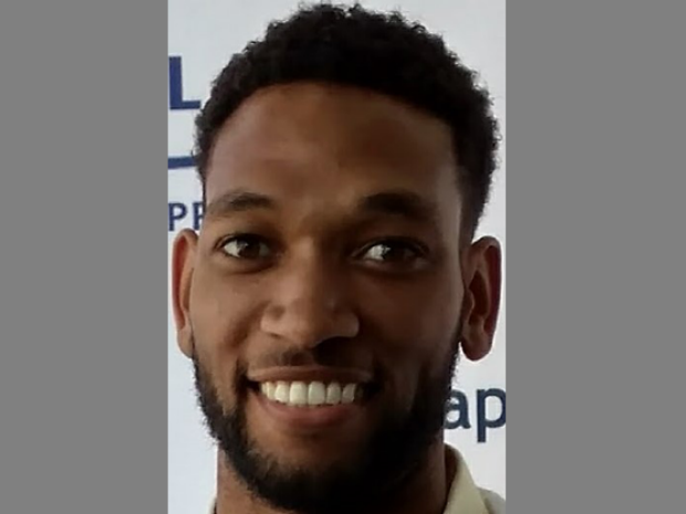 smiling headshot of Robert Hickman