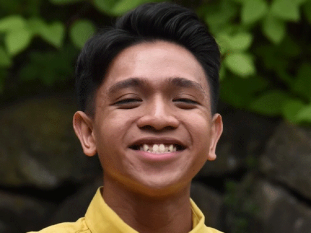 smiling headshot of Eries Jay Moreno