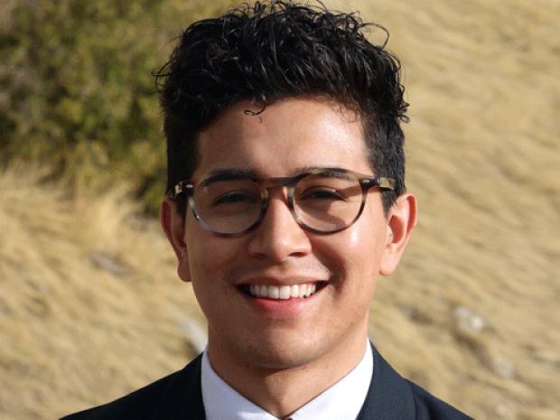 smiling headshot of Gerardo Gamino