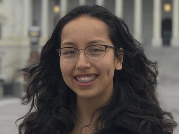 smiling headshot of Gabriela Escobar