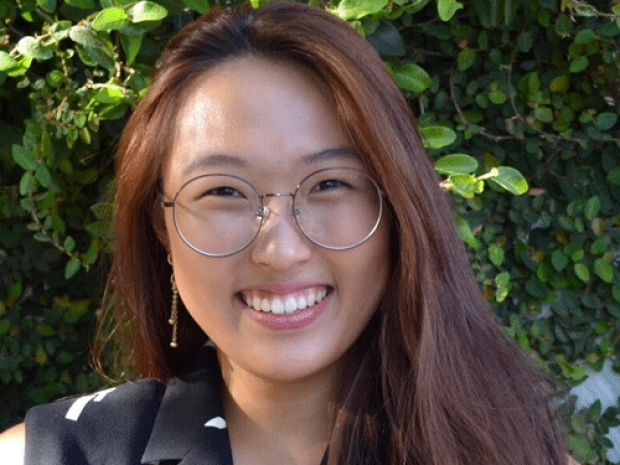 smiling headshot of Beatrice Choi