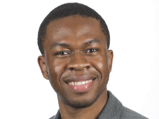 smiling headshot of Christian Beke Onana