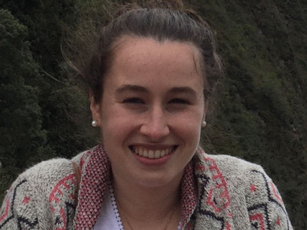 smiling headshot of Rachel Lippman