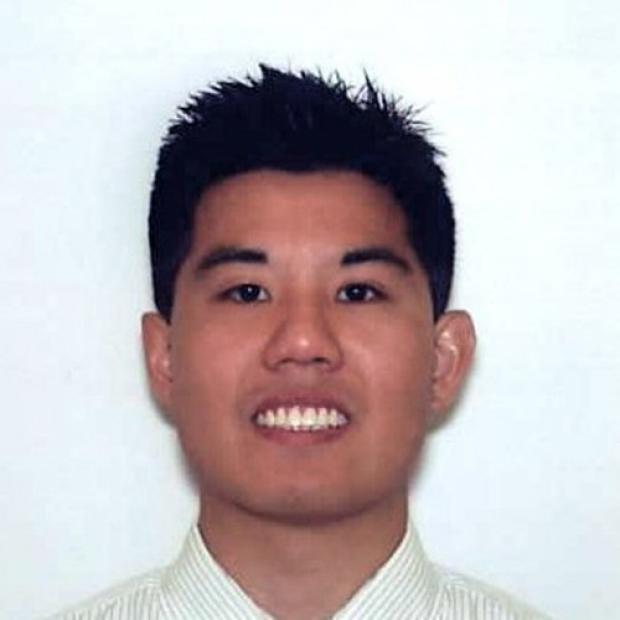 Paul Jaegu Kim smiling head shot