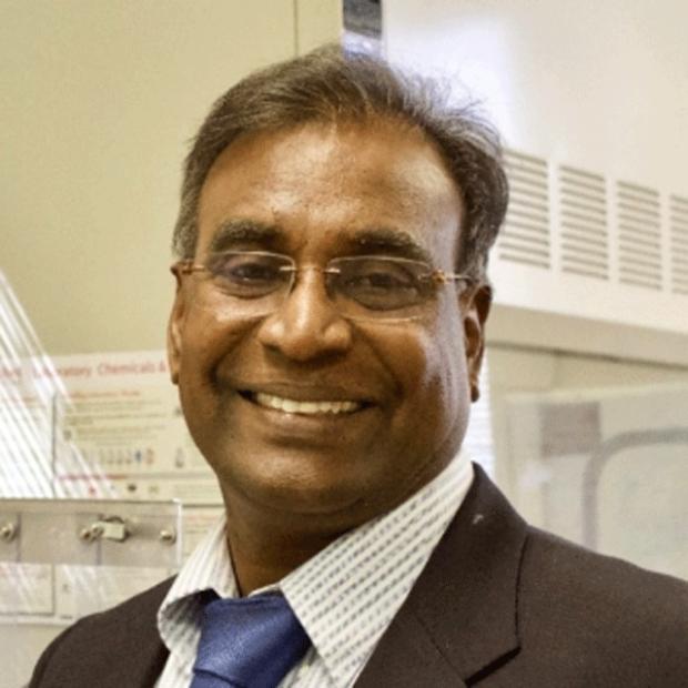 headshot of Jayakumar Rajadas