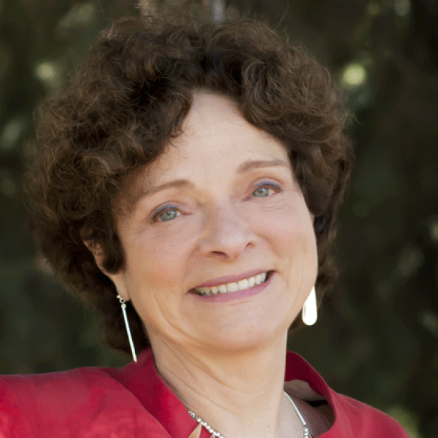smiling headshot of Helen M. Blau