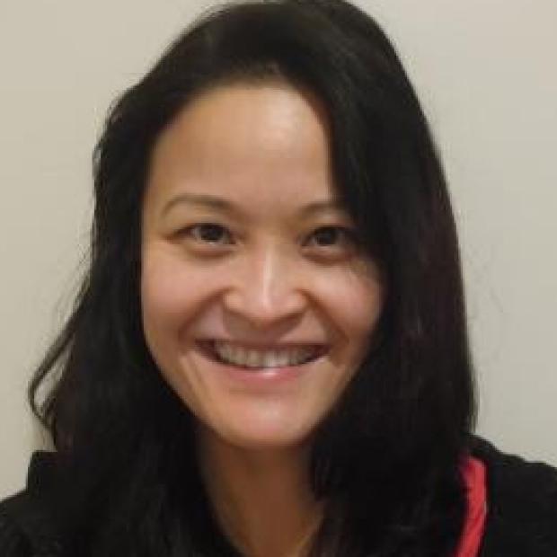 smiling headshot of Alison Marsden