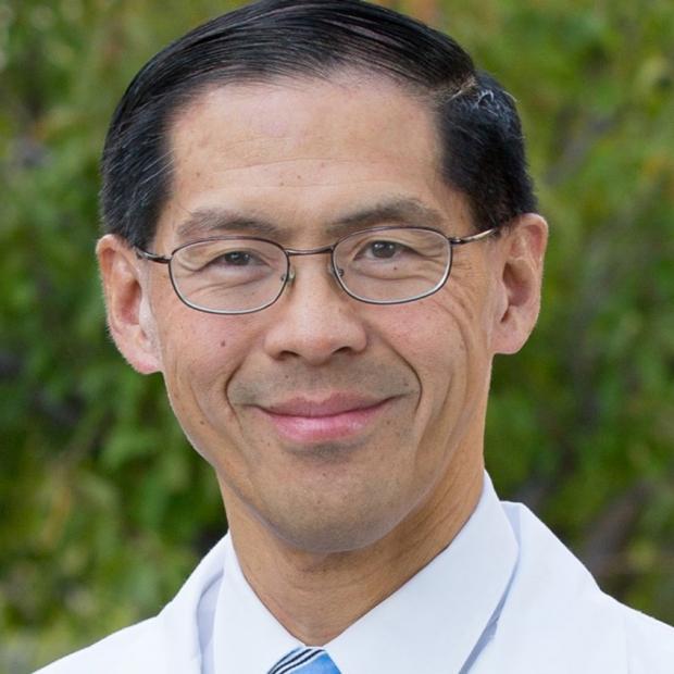smiling headshot of Philip Tsao