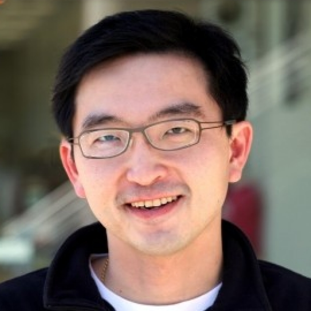 smiling headshot of Mintu Turakhia