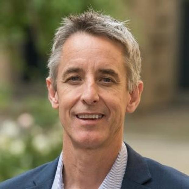 smiling headshot of David Liang