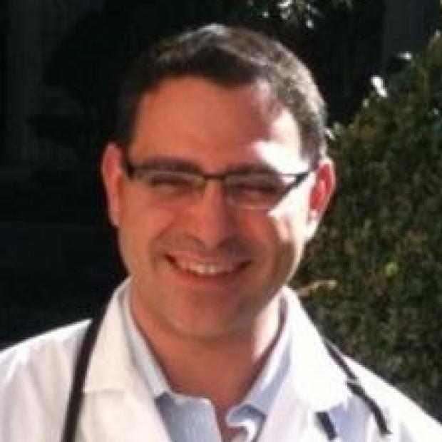 smiling headshot of Francois Haddad