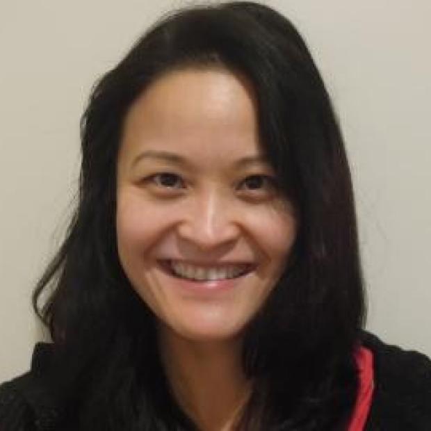 smiling headshot of Cornelia Weyand