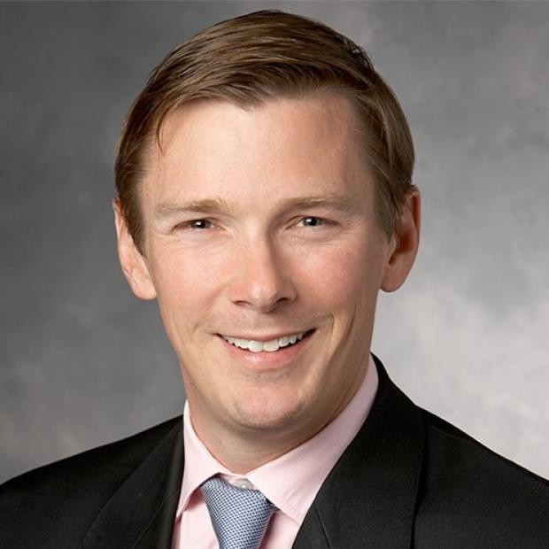smiling headshot of Nicholas Leeper