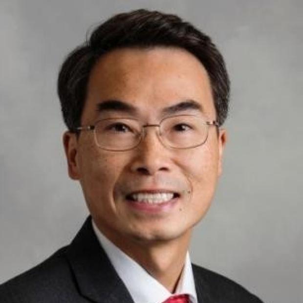 headshot of Joseph Wu