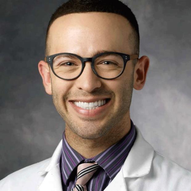 smiling headshot of Michael Nedelman