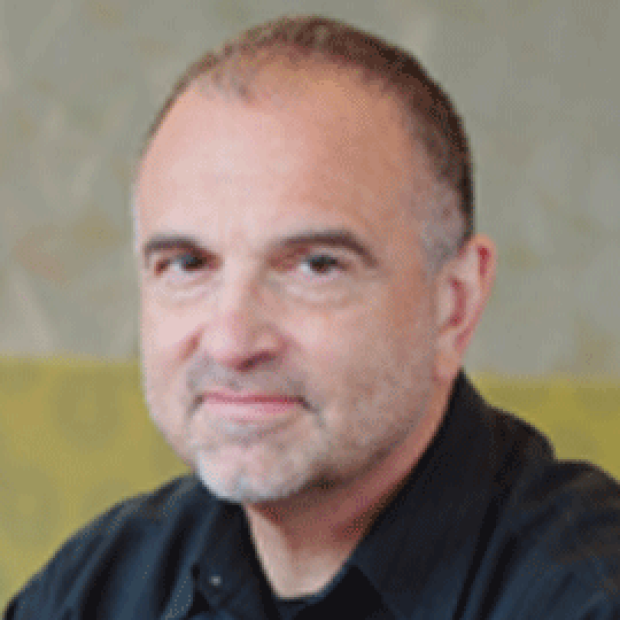 smiling head shot of George Yancopoulos