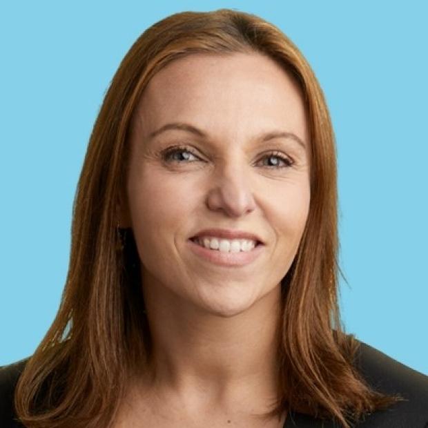 smiling headshot of Nina Kjellson