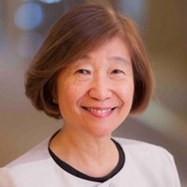 smiling headshot of Carmen Chang