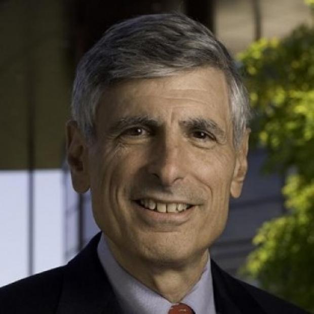 smiling headshot of Philip Pizzo