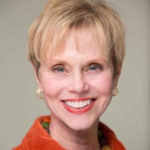 headshot of Sandra Horning