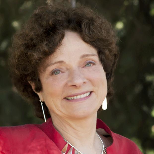 headshot of Helen Blau