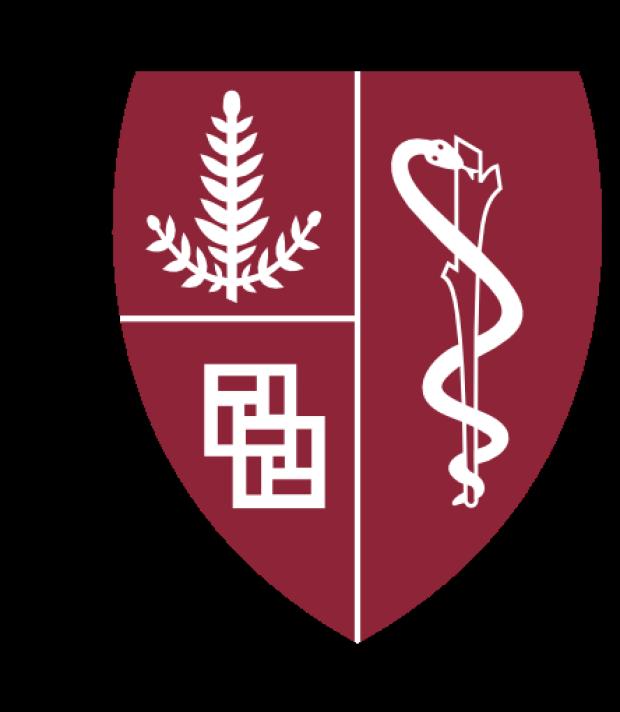 red Stanford shield