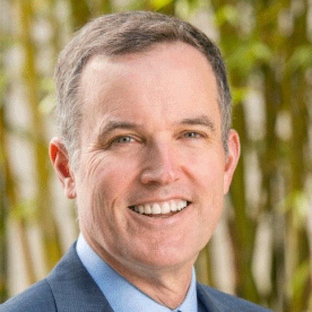 smiling headshot of Ronald Dalman, MD