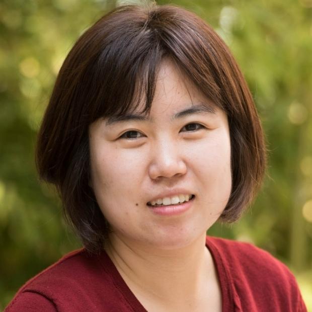 smiling headshot of Dan Li, PhD