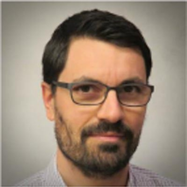 smiling headshot of Guillem Pratx, PhD