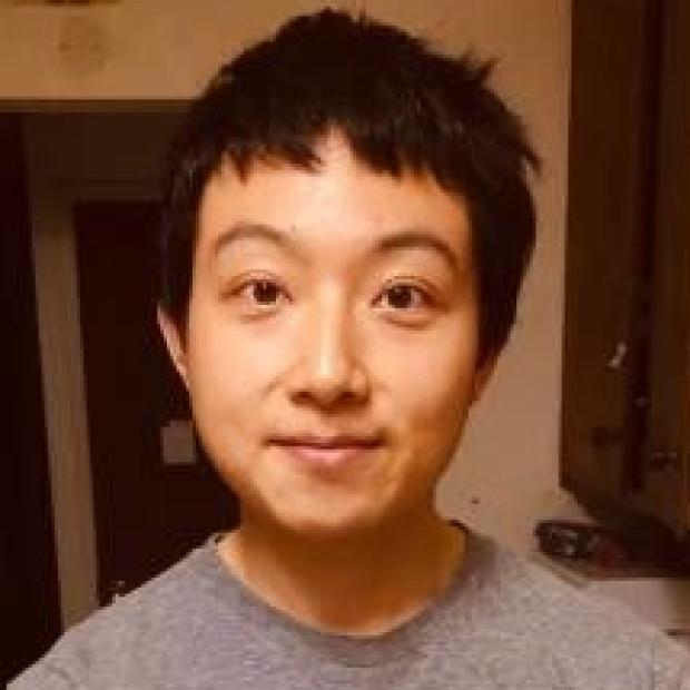 smiling headshot of Jiannan Li