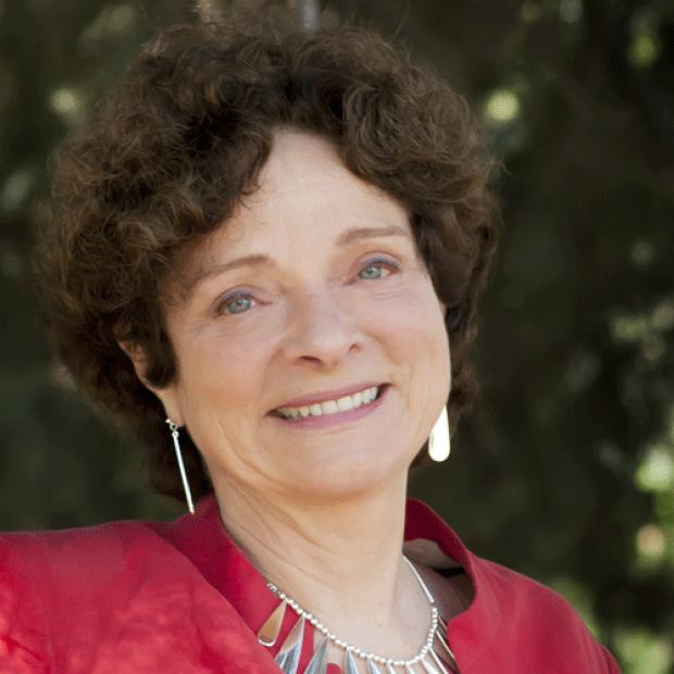 smiling headshot of Helen Blau, PhD