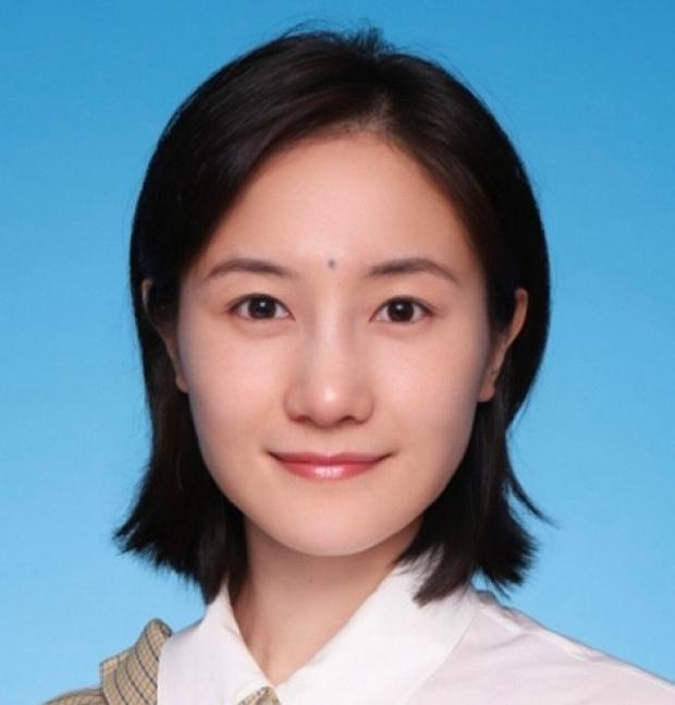 smiling headshot of Fudi Wang