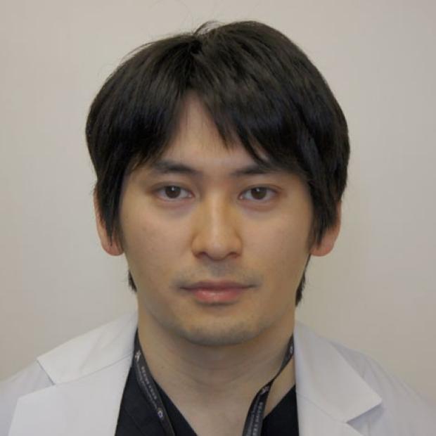 headshot of Toru Ikezoe