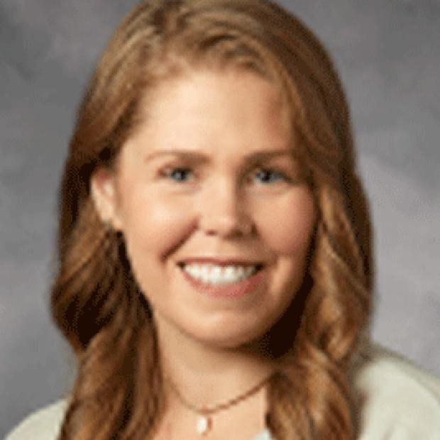 smiling headshot of Alice B. Popejoy, PhD