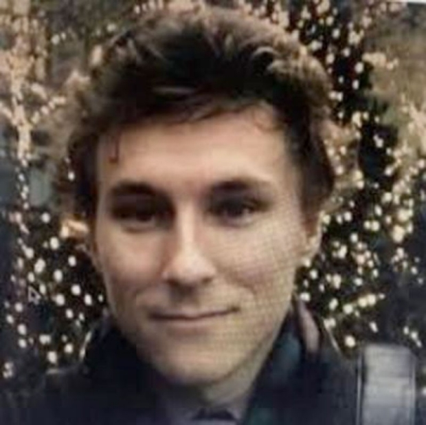 smiling headshot of Brian Wayda