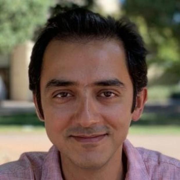 headshot of Bibek Paudel