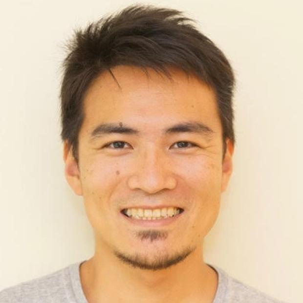headshot of Kenzo Ichimura