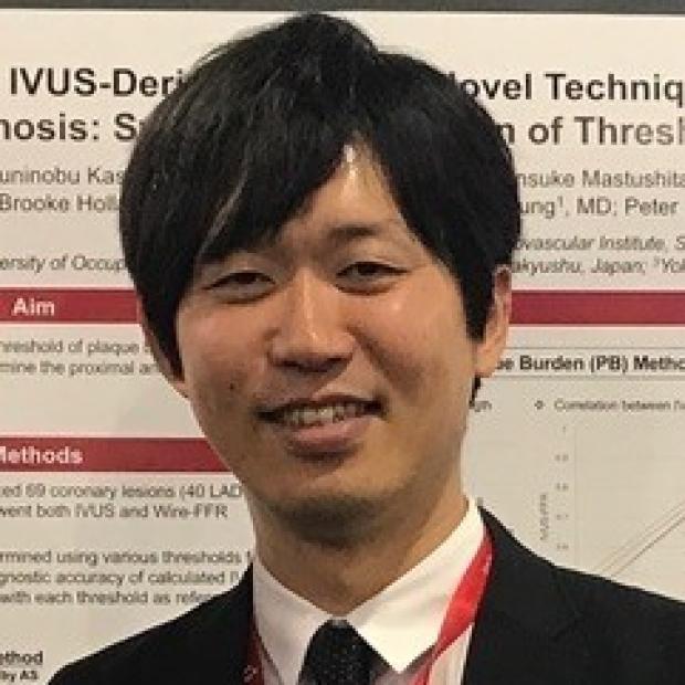 Kuninobu Kashiyama, MD