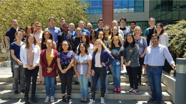 photo of CVI 2019 Undergraduate Summer Research Program Students, Mentors and Staff