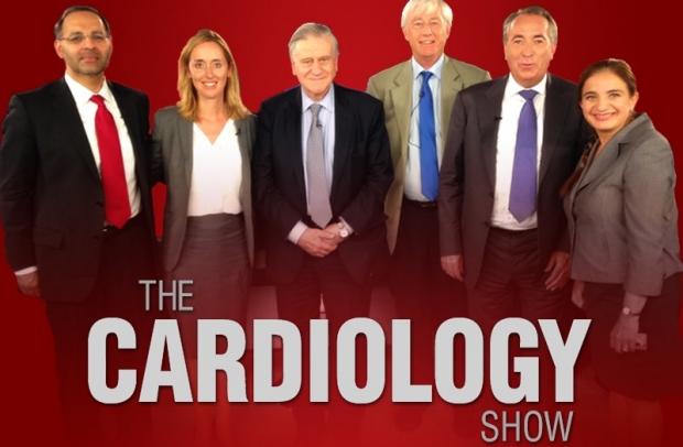 The Cardiology Show logo
