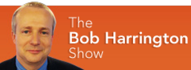 The Bob Harrington Show logo