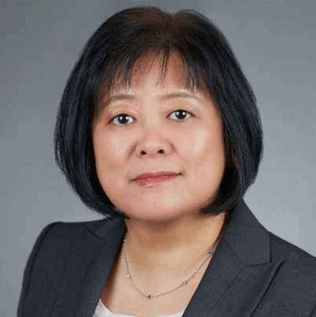 smiling headshot of Dr. Ronglih Liao