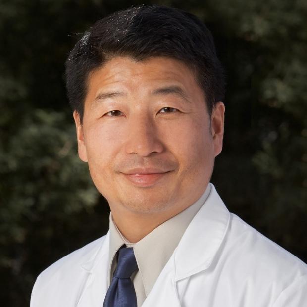 smiling headshot of Dr. Sean Wu