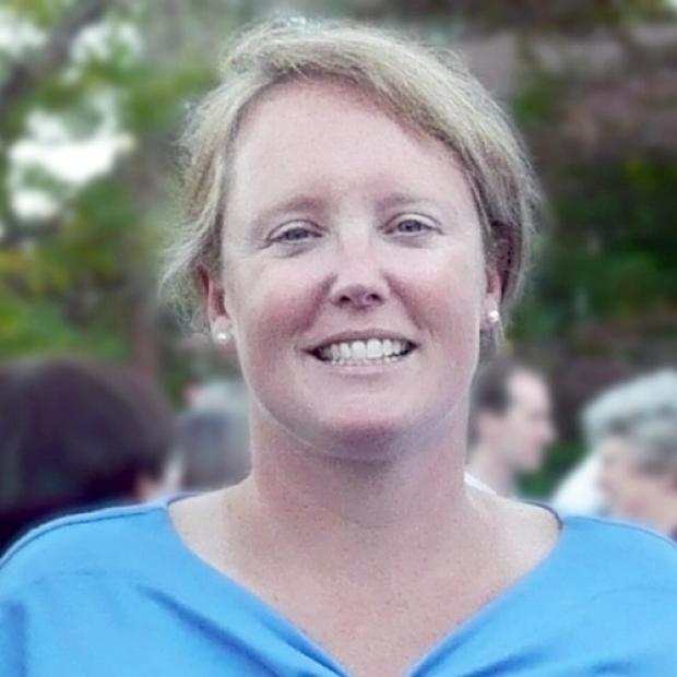 smiling headshot of Dr. Kathleen Ruppel