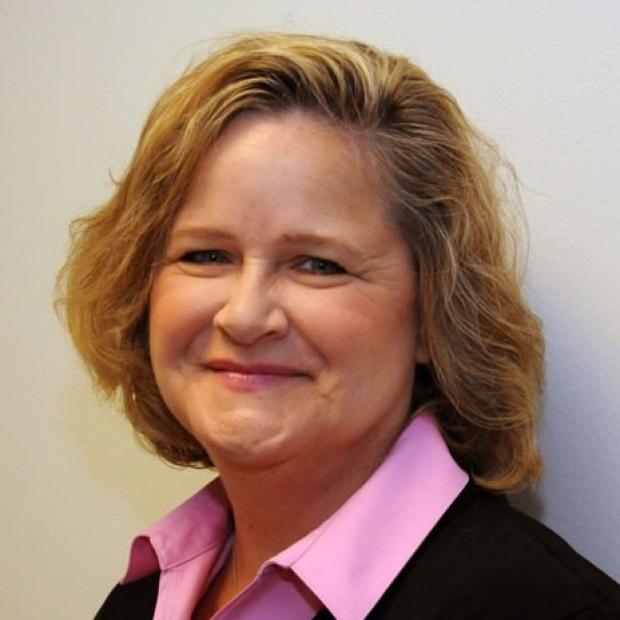 smiling headshot of Mary Prunicki