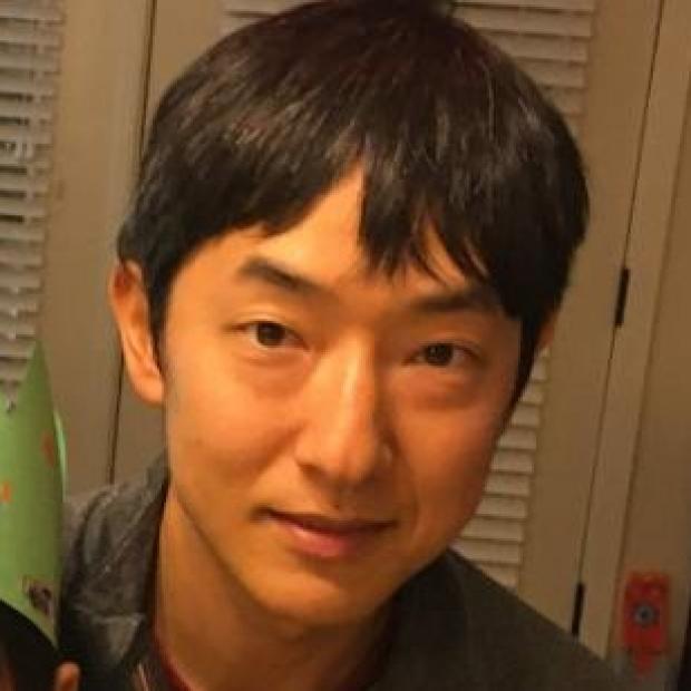 headshot of Gentaro Ikeda