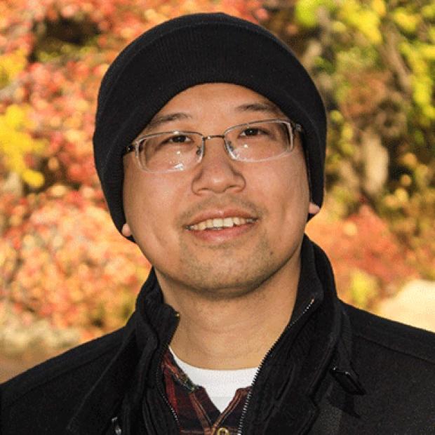 headshot of Ning-Yi Shao